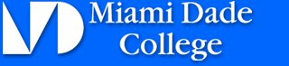 Miami Dade Community  College Logo